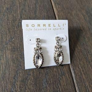 """Crystal Clear"" SORRELLI Earrings"